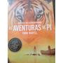 Livro As Aventuras De Pi Yann Martel Oscar Cinema Ang Lee