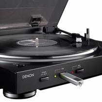 Toca Disco Vinil Denon P200 Usb Technics/pioneer