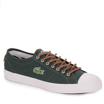 Sapatênis Masculino Lacoste Marcel Chunky Tc Tbr - Verde