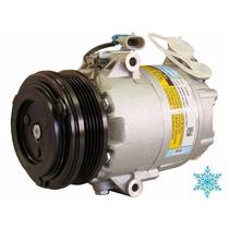 Compressor Ar Condicionado Fiat Doblô 1.8 Original Delphi