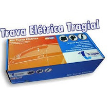 Kit Trava Eletrica Tragial Hb20 Hatch/sedan 4 Portas