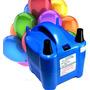 Inflador Compressor Bomba Eletrica Balões Bexigas Bola Balão