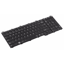Teclado Notebook Toshiba Satellite L655 Padrão Br Com Ç Novo