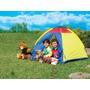 Barraca Barriquinha Toca Infantil Cabana Para Camping, Casa