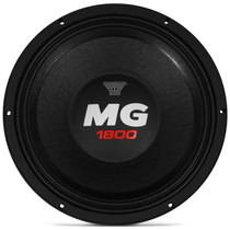 Auto Falante Woofer Oversound Mg 12 1800 900w Rms Tp Ovs 800
