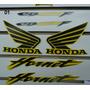 Adesivos Hornet 2006- Amarelo - Modelo Original - 10059