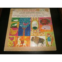 Lp The Childrens Zoo - Folk Songs From, Disco Vinil