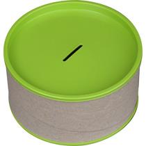 50 Cofrinhos 7x14 - Para Personalizar - Tampa Verde Limão