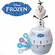 Jogo Pula Olaf Disney Frozen Original Estrela