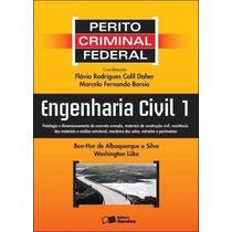 E-book Engenharia Civil 1 - Col Perito Criminal Federal
