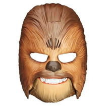 Máscara Eletrônica De Chewbacca Star Wars