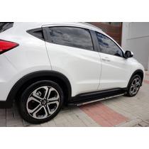 Estribo Plataforma Cromado Honda Hrv Hr-v
