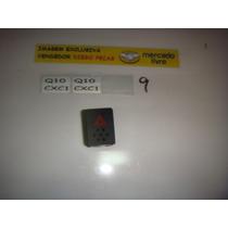 Interruptor Botão Alerta Nissan Tiida Peça Original