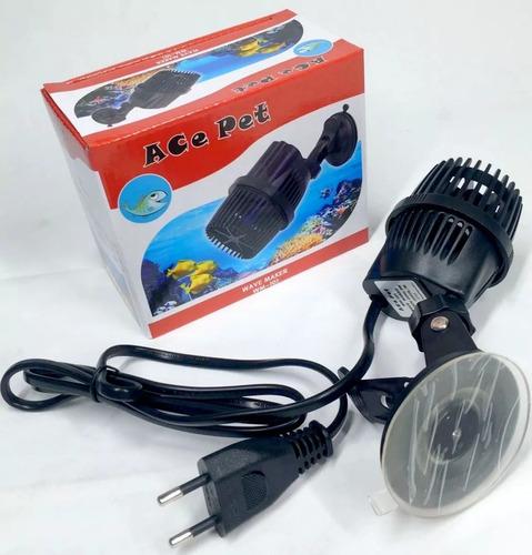 Wave Maker Wm-101 5w 5000 Lh Bomba De Circulação P/aquarios