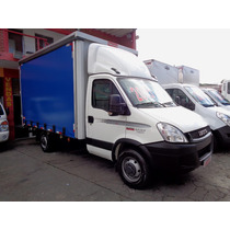 Iveco Daily 35s14 Bau Sider - Truckvan - Ano 2015
