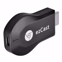 Dongle Hdmi Chromecast Ezcast 1080p Celular Na Tv