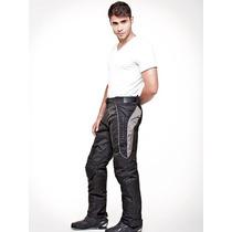 Calça Motoqueiro X11 Troy 100% Impermeável Com Proteção