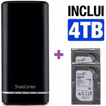 Servidor Nas Storage D-link Dns-320l + 2 X Hd 2tb Seagate