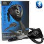 Fone Ouvido Bluetooth Playstation 3 Ps3 Headset Microfone Ex