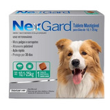01 Nexgard 10 A 25 Kg - Melhor Remédio Contra Carrapatos!