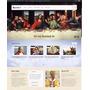 Site Para Igreja Catolicas - Tema Wp Responsivo 2016