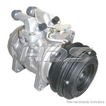 Compressor Denso 10p15 Fiat Uno / Elba 1.5 / 1.6 - 1989>1