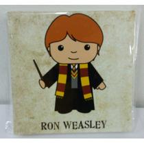Mini Quadro Harry Potter - Ronald Rony Weasley