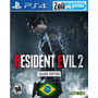 Resident Evil 2 Remake Deluxe Edition Ps4 Original 1