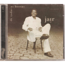 Cd Jair Rodrigues - De Rodas As Bossas