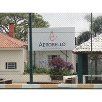 Aulas De Voo Com Aeromodelos No Aerobello.