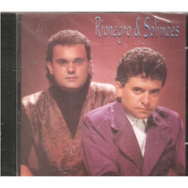 Cd Rionegro E Solimoes - Meu Amor - 3º Disco (1994)