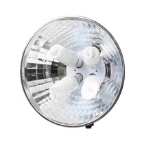 Iluminador Newborn Luz Continua Refletor E 4 Lâmpadas Fv-43