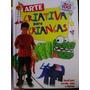 Livro Arte Criativa Para Crianças