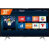 Smart Tv Led 32'' Hd Toshiba L2800 Wi-fi Conversor Digital