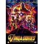 Dvd Filme - Vingadores Guerra Infinita (2018)