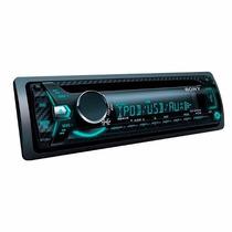 Toca Cd Player Sony Automotivo Cdx-g3050 Radio Aux Mp3 Usb