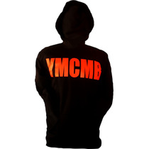 Blusa Casaco Moletom Hiphop - Ymcmb - Young Money Cash Money