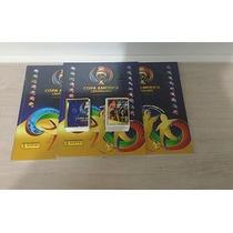 Álbum Completo Copa América 2016-capa Dura + 452 Figurinhas