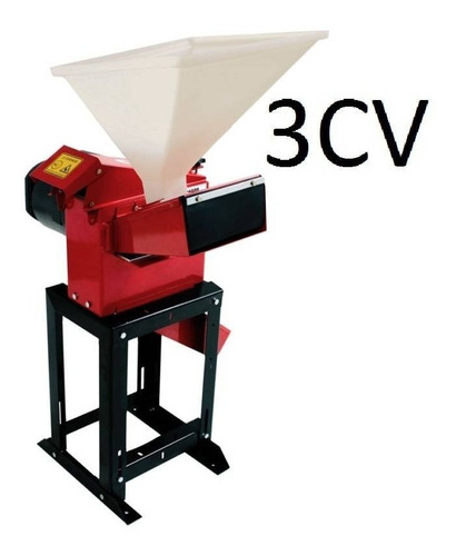 Triturador Forrageiro E Picador 3cv Monof 110/220v 125ld Cid