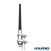 Antena Omni Aquário 2.4ghz 15dbi Wireless Mm-2415 + Cabo 10m