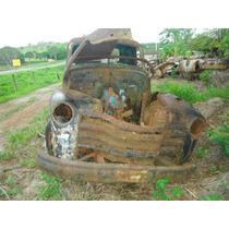 Chevrolet Caminhão 1951 Parachoque Usado