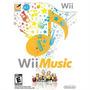 Jogo Wii Music Exclusivo Para Nintendo Wii Original