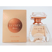 Elysée O Boticário Eau De Parfum, 50ml + 5 Amostras Brinde