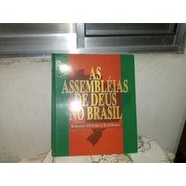 As Ássembleias De Deus No Brasil , Livro Ilustrado