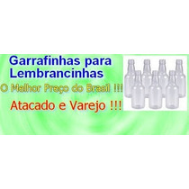 50 Garrafinhas Plastico 50ml P/ Lembrancinha