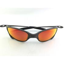 180694fdc Oculos Juliet Oakley X Metal Dark Rubi Numerado Original à venda em ...