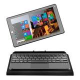 Notebook Multilaser 2 Em 1 M8w Plus 32gb Preto Nb242