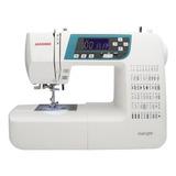 Máquina De Costura Janome 3160qdc Branco 110v/220v