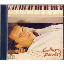 Cd Guilherme Arantes - Romances Modernos - 1989 - 1ª Edição