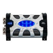 Mega Capacitor 30 Farad Audioart Digital Som Automotivo